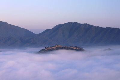 天空に浮かぶ美しき雲海が魅せる神秘の絶景!のメイン画像