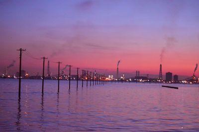 江川海岸の夜景 | 絶景事典