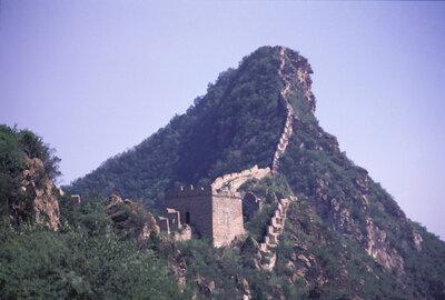 万里の長城(北京近郊 司馬台長城) | 絶景事典