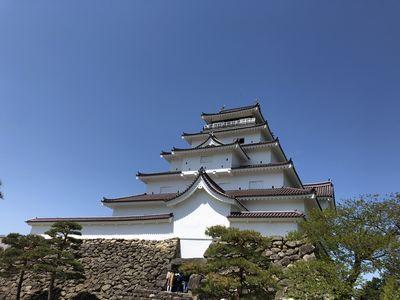 鶴ヶ城   絶景事典