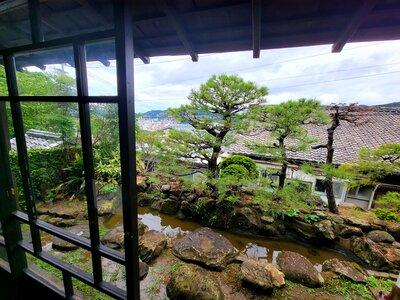 亀山社中から市街地 | 絶景事典