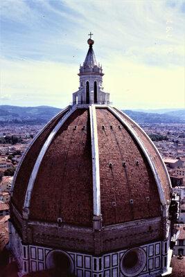 フィレンツェの大聖堂のキューポラ | 絶景事典