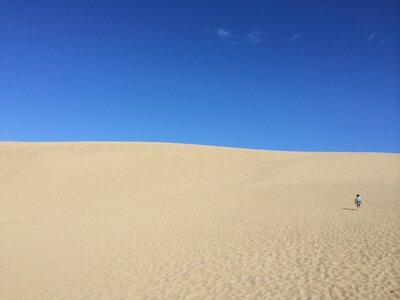 砂平線 | 絶景事典