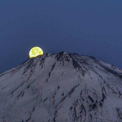 パール富士 | 絶景事典