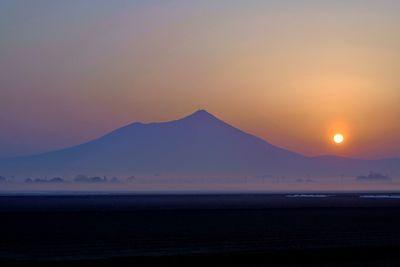 朝靄 | 絶景事典