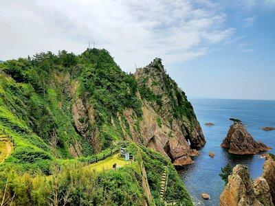 浦富海岸(うらどめかいがん) | 絶景事典