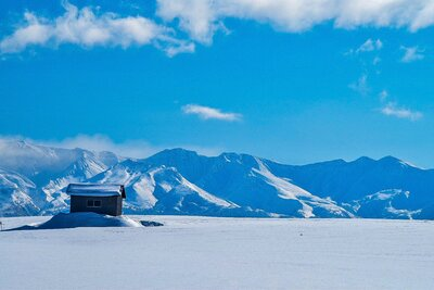 日本最北の大地で、冬の風景を満喫しようメイン画像