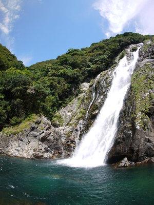 大川の滝   絶景事典
