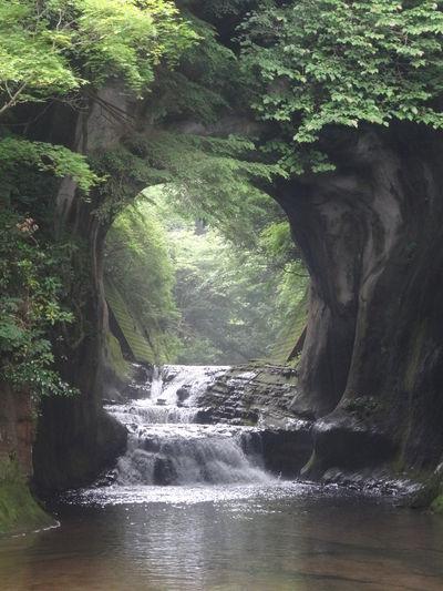 『色々な表情を見せる洞窟』/亀岩の洞窟 | 絶景事典
