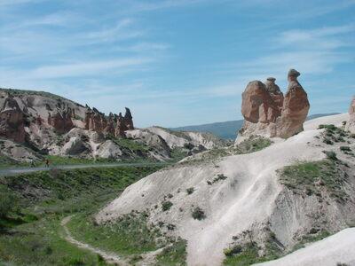 デヴレントの谷(ラクダ岩) | 絶景事典