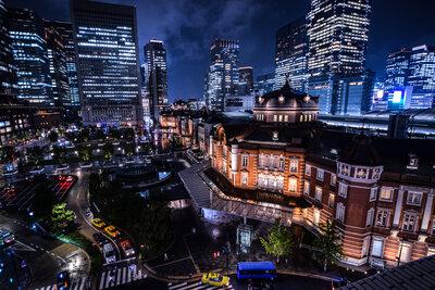 東京駅 | 絶景事典