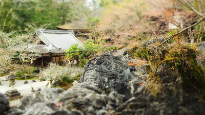 石山寺硅灰石 | 絶景事典