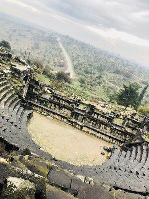 ローマ式劇場 | 絶景事典