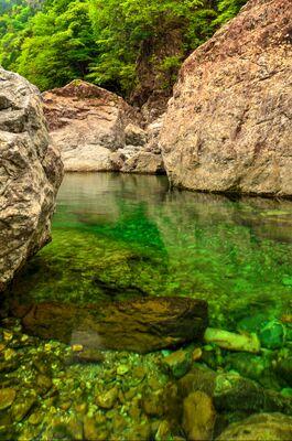 天川ブルー | 絶景事典