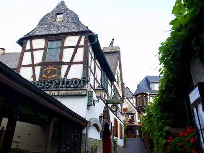 ドイツの小路   絶景事典