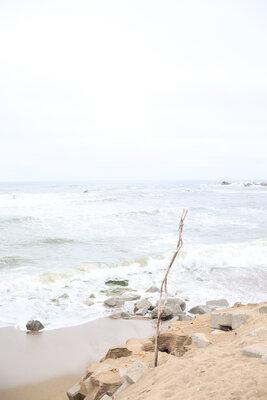 白い海   絶景事典