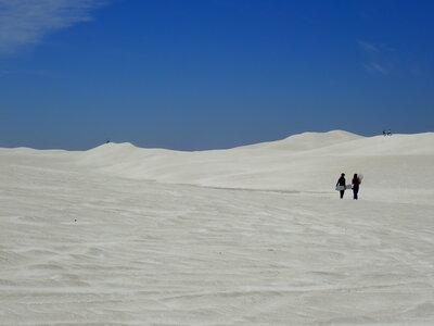 白砂丘 | 絶景事典