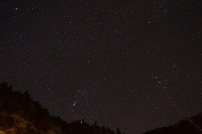 奥多摩湖の星屑 | 絶景事典
