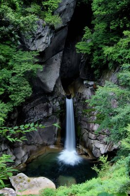 不動の滝 | 絶景事典