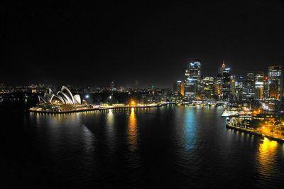 シドニーの夜   絶景事典