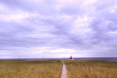 落石岬灯台 | 絶景事典