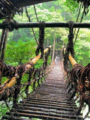 かずら橋 | 絶景事典