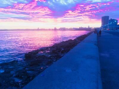 キューバの朝 | 絶景事典