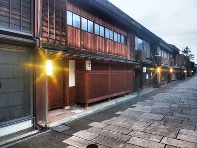金沢 にし茶屋街 | 絶景事典