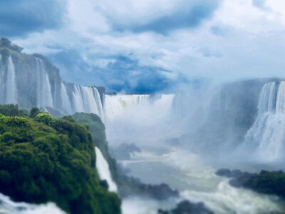 Iguazu waterfall | 絶景事典