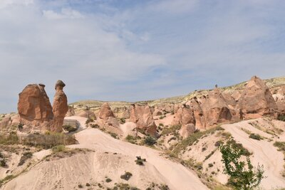 カッパドキア ラクダ岩 | 絶景事典