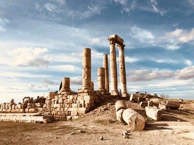 Amman citadel | 絶景事典