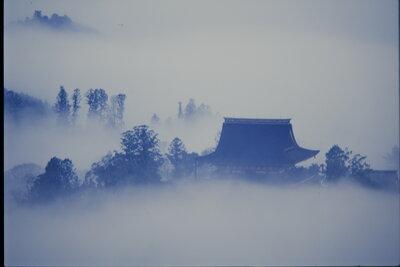 朝霧の吉野 | 絶景事典