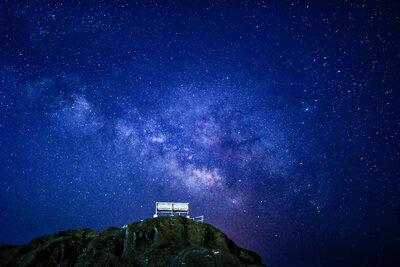 七夕の夜、絶景の天の川を楽しんでみませんかメイン画像