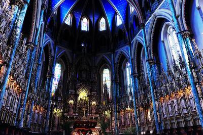 Notre-Dame Basilica, Ottawa   絶景事典
