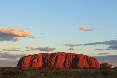 Uluru(Ayers Rock)'s sunset | 絶景事典