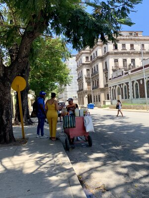 キューバ・ハバナ市内 | 絶景事典