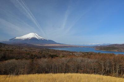 山中湖パノラマ台 | 絶景事典