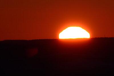 四角い太陽   絶景事典